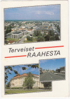 Raahesta Raahe  -  Finland / Suomi - Finland