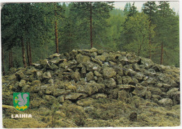 Laihia, Peltomaa - 'Jätinröykkiö - Ancient Grave From The Bronze Age -  Finland / Suomi - Finland