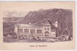 Usine De Mouthier - France