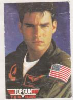 Romanian Small Used Calendar - 1993 - Tom Cruise - Calendriers