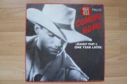 Falco - Coming Home - Disco - Maxi 45T - 1986 - 45 G - Maxi-Single