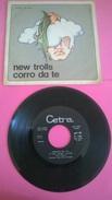 NEW TROLLS CORRO DA TE - UNA NUVOLA BIANCA UN DISCO PER L'ESTATE 1970 DISCOTECA DIAPASON RADIO BARCELLONA P.6 - Musica & Strumenti