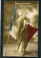 CPA - DIX 209/1 - Drapeau Sacré De Gloire - Guerre 1914-18