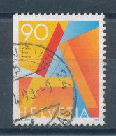 Suisse N°1498b Série Courante - Oblitérés