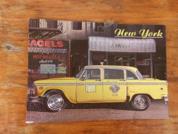 New York Taxi Yellow Checker Taxi Cab Shines Not 3 D - Taxi & Carrozzelle