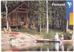 Sommerhaus Am See - Finnland - Finland / Suomi - Finland