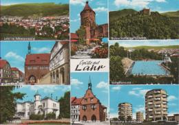Lahr Im Schwarzwald - Mehrbildkarte 1 - Lahr