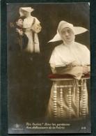 CPA - Vos Fautes ? Dieu Les Pardonne Aux Défenseurs De La Patrie - Guerre 1914-18