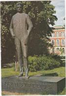 Hämeenlinna - Jean Sibelius Statue - Finland / Suomi - Finland