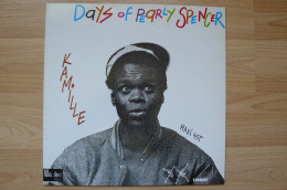 Kamille – Days Of Pearly Spencer - Reggae - Maxi 45T - 1987 - 45 T - Maxi-Single