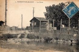 02 AISNE - BARENTON BUGNY La Gare - Sonstige Gemeinden