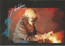 FIGURINA FLASHDANCE N.2 PANINI 1983 - Panini