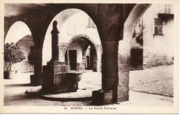 CPA - SOSPEL - LA VIEILLE FONTAINE - 51 - ADIA - Sospel