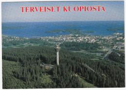 Kuopiosta - Kuopio  - Finland / Suomi - Finland