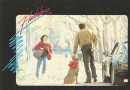 FIGURINA FLASHDANCE N.99 PANINI 1983 - Panini