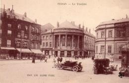 08 ARDENNES - SEDAN Le Théâtre - Sedan