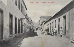 CPA CAP VERT Cape Verde Cabo Verde Portugal Colonie Portuguese Colony Type Non Circulé - Portugal