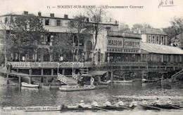 NOGENT SUR MARNE - L'Etablissement Convert - Nogent Sur Marne