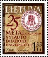 LITOUWEN/ MICHEL /  ZIE SCAN  (OEU 190) - Lithuania