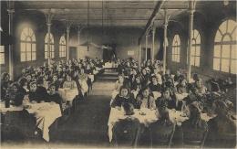8- Ecole Primaire Supérieure De Jeunes Filles De TOURS -Réfectoire -ed. Arecole - Tours