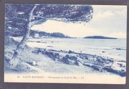Old Card Of Promenade,St.-Raphaël, Provence-Alpes-Cote D'Azur,France,N35. - Provence-Alpes-Côte D'Azur