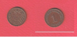 Jg # 10  --  1  Pfennig 1896 D  --
