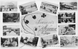 VILLENEUVE SAINT GEORGES - Souvenir De ... - Multivues - Villeneuve Saint Georges