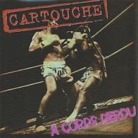 CARTOUCHE - A Corps Perdu - CD - PUNK - Punk