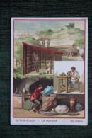 LA POTERIE - La Vajilla De Barro, The Pottery. - Trade Cards
