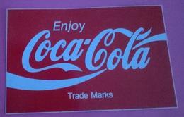 ADESIVO COCA COLA - Coca-Cola