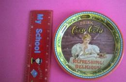 SOTTOBICCHIERE COCA COLA 1901- 1976 75th  ANNIVERSARY - Coasters