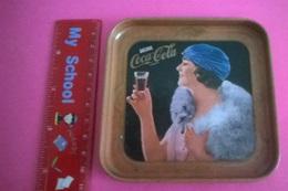 SOTTOBICCHIERE COCA COLA 1927- 1977 INDUSTRIA ITALIANA DELLA COCA COLA SOANNI - Coasters