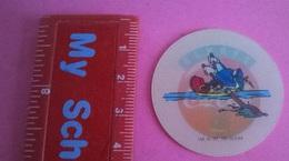 COCA COLA TRICKER IZZY OLYMPIA 96 N.22 VON 30 RUDERN - Coasters