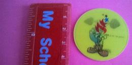 COCA COLA TRICKER IZZY OLYMPIA 96 N.12 VON 30 GEWICHTHEBEN - Coasters