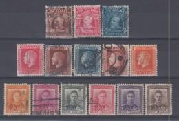 NOUVELLE ZELANDE - 140/142 + 156/159 + 161 + 285/290 Obli Cote 55 Euros Depart A 10% - 1855-1907 Crown Colony