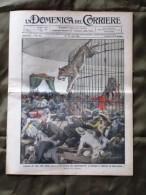 """RIVISTA """"LA DOMENICA DEL CORRIERE"""" - 1914 - TRA GLI ALTRI UN ARTICOLO SULLA COLTIVAZIONE DEL TABACCO - Articoli Pubblicitari"""