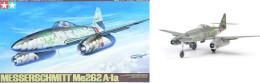 Messerschmitt Me262 A-1a  1/48 (  Tamiya ) - Airplanes