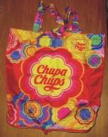 Pub Sac Chupa Chups En Tissus 35 X 35 X 10 Cm - Reklame