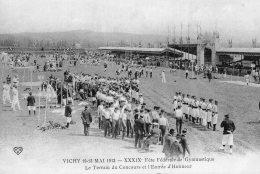 V4015 Cpa 03 Vichy - Fêtes Gymnastique 1903 - Le Terrain Du Concours - Vichy