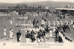 V4017 Cpa 03 Vichy - Fêtes Gymnastique 1903 - Le  Terrain Du Concours - Vichy