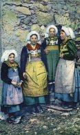 V4051 Cpa 73 Costumes De Savoie Saint Colomban Des Villards - France