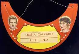 Visiere Avec Photos D´acteurs De Cinema: KIRK DOUGLAS Et MARINA VLADY (Ref.87314) - Merchandising
