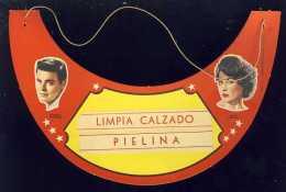 Visiere Avec Photos D´acteurs De Cinema: ROBERT WAGNER Et EMMA PENELLA (Ref.87319) - Cinemania