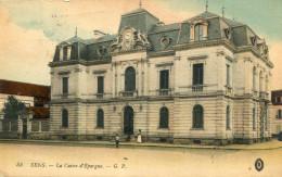 BANQUE(SENS) CAISSE D EPARGNE - Banques