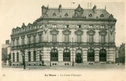 BANQUE(LE MANS) CAISSE D EPARGNE - Banques