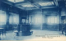 BANQUE(TOURCOING) CAISSE D EPARGNE - Banques