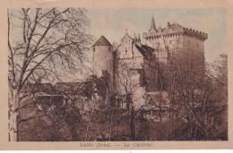 RANS  LE CHATEAU (dil245) - Frankrijk