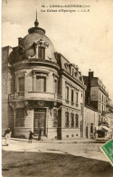 BANQUE(LONS LE SAUNIER) CAISSE D EPARGNE - Banques