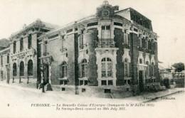 BANQUE(PERONNE) CAISSE D EPARGNE - Banques