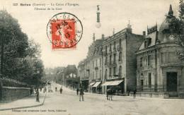 BANQUE(BRIVE) CAISSE D EPARGNE - Banques
